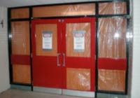 asbestos removal in school